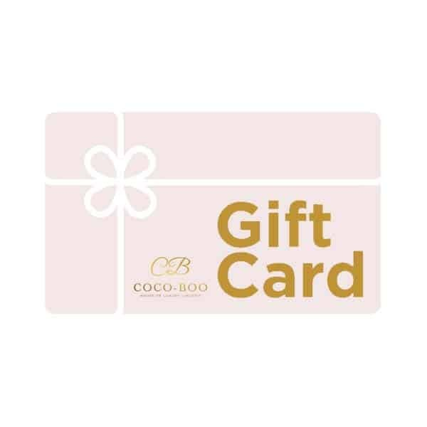 Coco-Boo Gift Voucher
