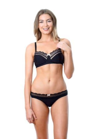 Show Off Non Wired Maternity/Nursing Bra