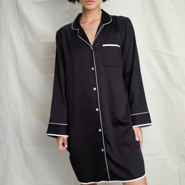 Kensington Midnight Navy Nightshirt