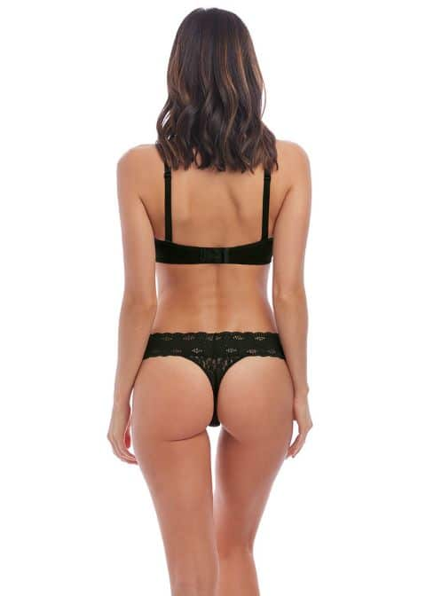 Halo Lace Thong